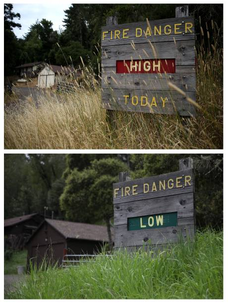 Then And Now: California's Drought Officially Declared To Be Over:ニュース(壁紙.com)