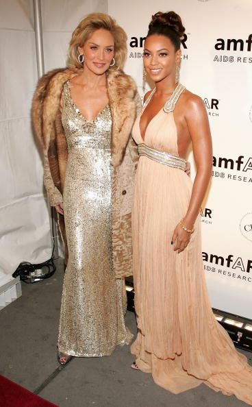 Halter Top「AmFAR Gala Honors The Work Of John Demsey & Whoopi Goldberg」:写真・画像(6)[壁紙.com]