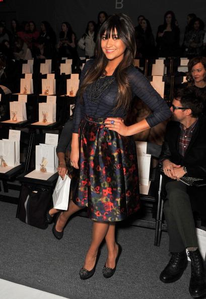 Stephen Lovekin「Lela Rose - Front Row - Fall 2012 Mercedes-Benz Fashion Week」:写真・画像(2)[壁紙.com]