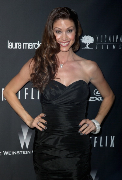 Bombardier「The Weinstein Company & Netflix's 2014 Golden Globes After Party Presented By Bombardier, FIJI Water, Lexus, Laura Mercier, Marie Claire And Yucaipa Films - Red Carpet」:写真・画像(4)[壁紙.com]