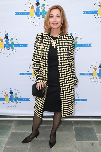 "Scalloped - Pattern「""I Have A Dream"" Foundation's 5th Annual Los Angeles' Dreamer Dinner」:写真・画像(6)[壁紙.com]"