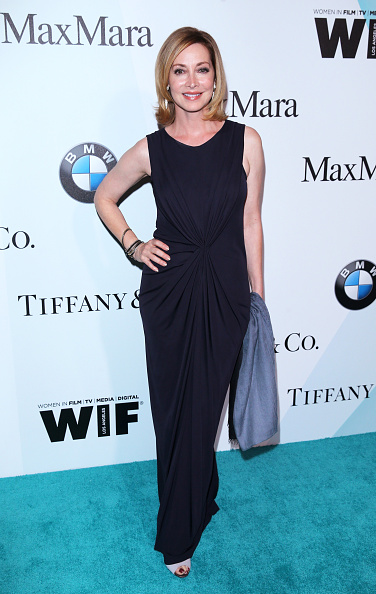 Bleached Hair「Women In Film 2015 Crystal + Lucy Awards Presented By Max Mara, BMW Of North America And Tiffany & Co - Red Carpet」:写真・画像(12)[壁紙.com]
