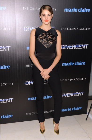 """Elie Saab - Designer Label「Marie Claire & The Cinema Society Host A Screening Of Summit Entertainment's """"Divergent"""" - Inside Arrivals」:写真・画像(19)[壁紙.com]"""