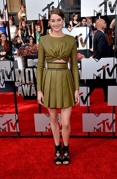 MTV Movie Awards「2014 MTV Movie Awards - Arrivals」:写真・画像(3)[壁紙.com]
