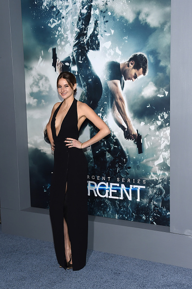 "Halter Top「""The Divergent Series: Insurgent"" New York Premiere - Arrivals」:写真・画像(0)[壁紙.com]"
