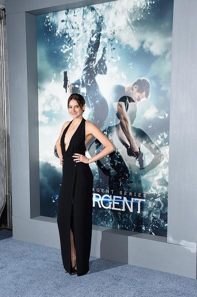 "Halter Top「""The Divergent Series: Insurgent"" New York Premiere - Arrivals」:写真・画像(18)[壁紙.com]"