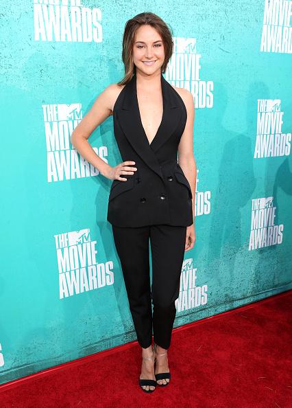 Straight leg pants「2012 MTV Movie Awards - Red Carpet」:写真・画像(16)[壁紙.com]