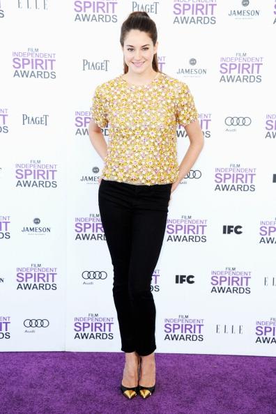 Christopher Kane - Designer Label「2012 Film Independent Spirit Awards - Arrivals」:写真・画像(17)[壁紙.com]
