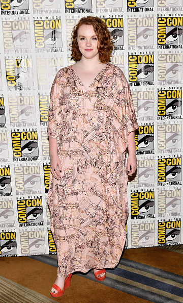 カメラ目線「Comic-Con International 2017 - Netflix's 'Stranger Things' Press line」:写真・画像(3)[壁紙.com]