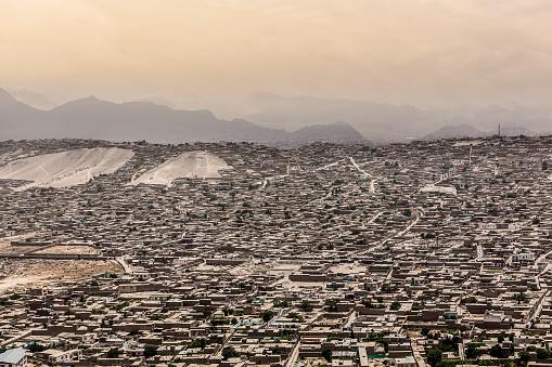 Housing Project「Kabul City Aerial view」:スマホ壁紙(3)