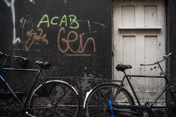 Graffiti「Dutch Elections - A Journey Through The Netherlands」:写真・画像(11)[壁紙.com]