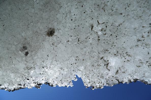 Greenhouse Gas「Europe's Melting Glaciers: Rhone」:写真・画像(7)[壁紙.com]
