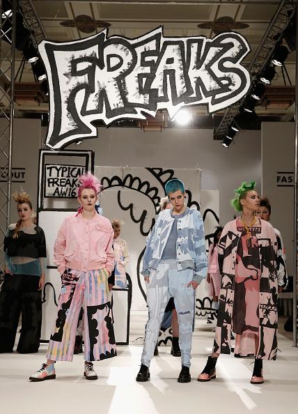 ロンドンファッションウィーク「Typical Freaks - Presentation - LFW AW16」:写真・画像(7)[壁紙.com]