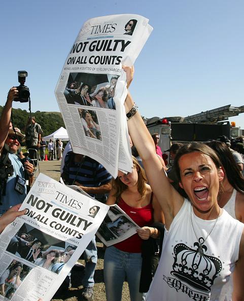 Prosecution「Michael Jackson Found Not Guilty」:写真・画像(17)[壁紙.com]