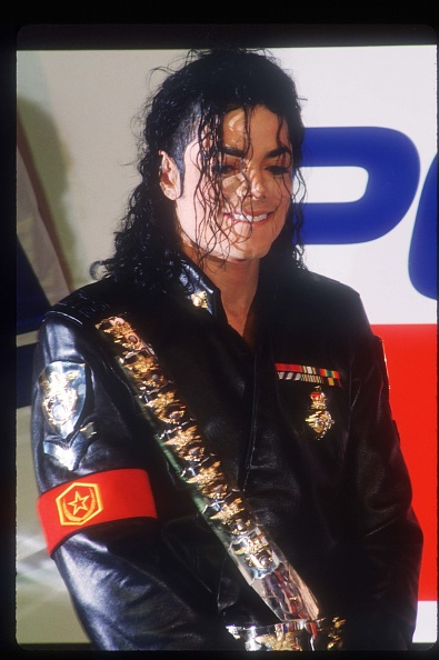 Military Uniform「Michael Jackson Appears At A Pepsi Press Conference」:写真・画像(14)[壁紙.com]
