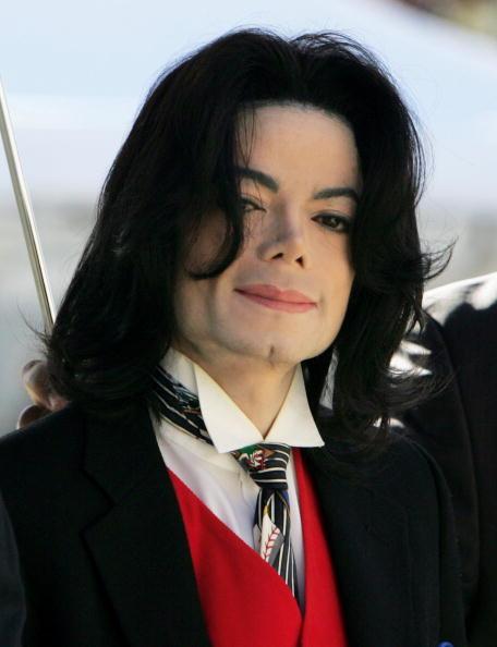 Michael Jackson「Michael Jackson Court Case Continues」:写真・画像(1)[壁紙.com]