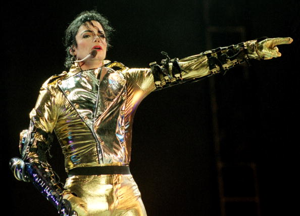 Singing「Michael Jackson HIStory World Tour」:写真・画像(5)[壁紙.com]