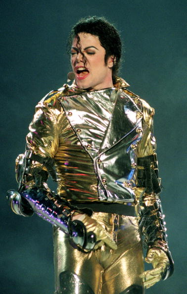 Singing「Michael Jackson HIStory World Tour」:写真・画像(16)[壁紙.com]