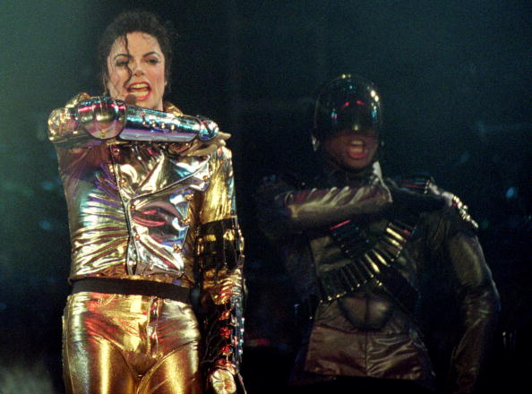 Stage - Performance Space「Michael Jackson HIStory World Tour」:写真・画像(11)[壁紙.com]
