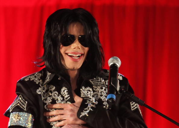 Michael Jackson「Michael Jackson Announces Plans For Summer Residency At The O2 Arena」:写真・画像(5)[壁紙.com]
