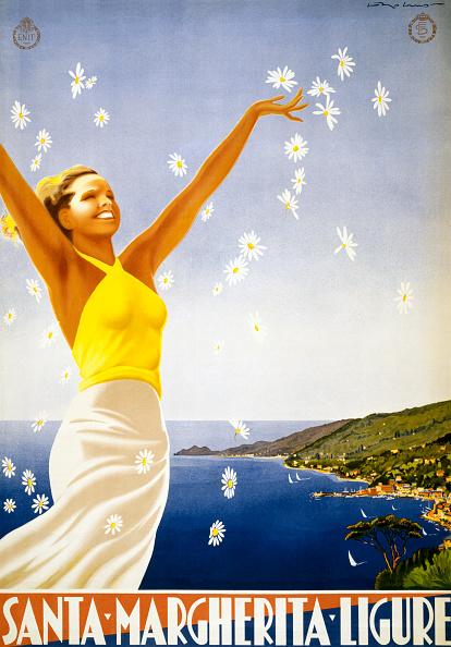 Tourism「Santa Margherita Ligure Poster」:写真・画像(14)[壁紙.com]