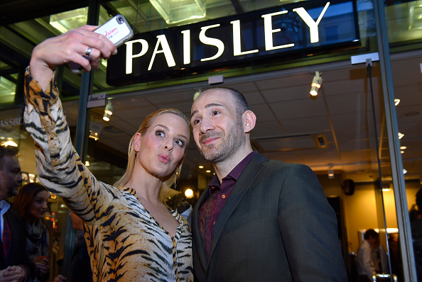Christian Augustin「Paisley Spring/Summer Collection Presentation In Hamburg」:写真・画像(12)[壁紙.com]