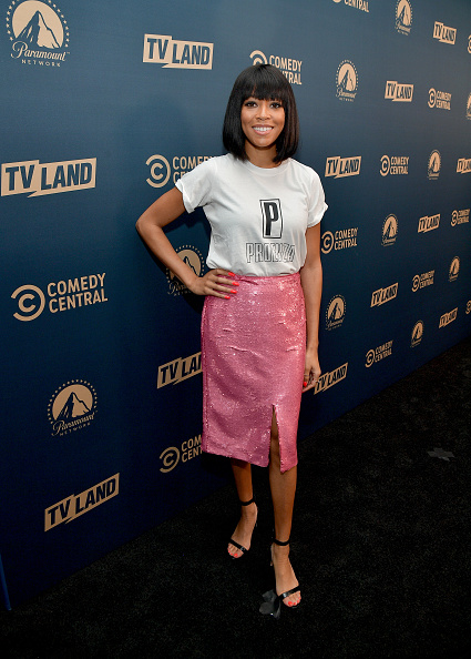 Sequin Skirt「Comedy Central, Paramount Network And TV Land Summer Press Day In LA」:写真・画像(17)[壁紙.com]