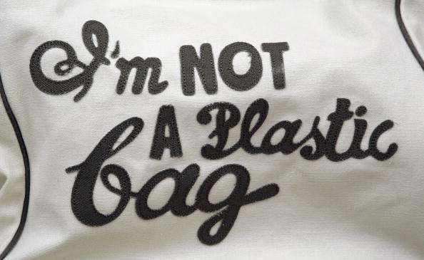 "Extreme Close-Up「Sainsbury's Customers Buy Up Designer ""I'm Not A Plastic Bag""」:写真・画像(13)[壁紙.com]"