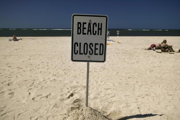 Closed「Weeks Of Heavy Rain Overwhelms Honolulu Sewer System」:写真・画像(11)[壁紙.com]