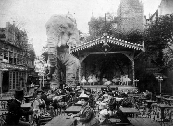 1900-1909「Moulin Rouge」:写真・画像(3)[壁紙.com]