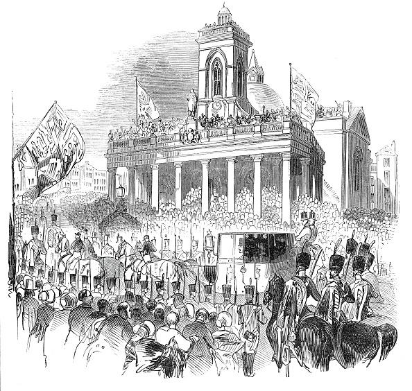 Patriotism「Her Majesty Passing The Market-Place」:写真・画像(5)[壁紙.com]
