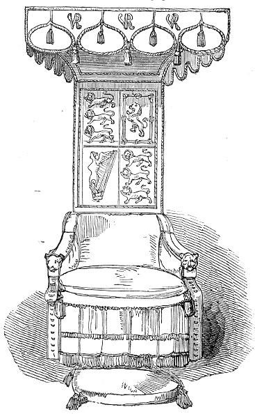 Patriotism「Her Majestys State Chair,」:写真・画像(9)[壁紙.com]