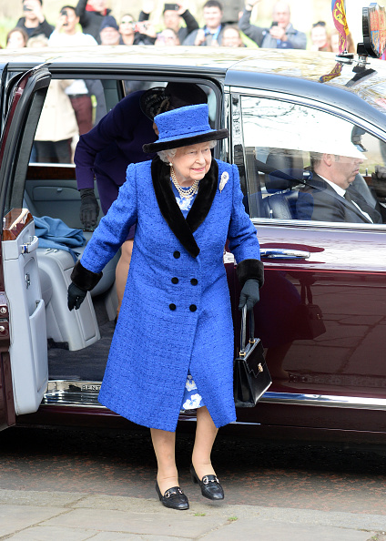 Eamonn M「The Queen Attends Service To Celebrate 100 Years Of The Royal Army Chaplains' Department's 'Royal' Prefix」:写真・画像(10)[壁紙.com]