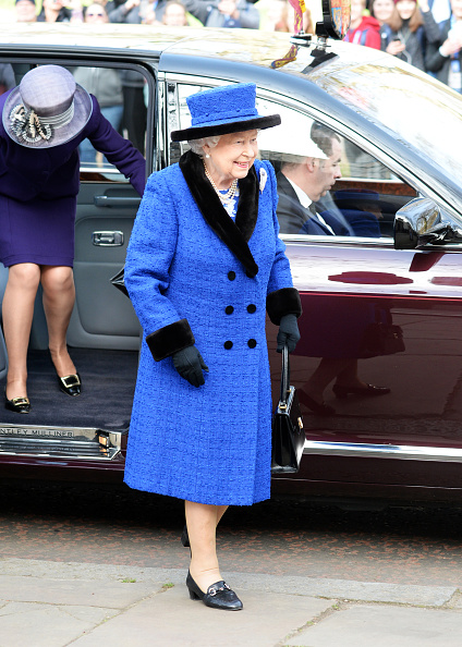 Eamonn M「The Queen Attends Service To Celebrate 100 Years Of The Royal Army Chaplains' Department's 'Royal' Prefix」:写真・画像(11)[壁紙.com]