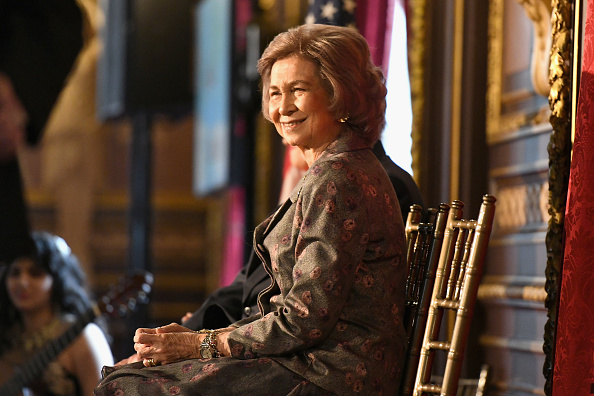 Queen Sofia of Spain「Sophia Awards For Excellence Luncheon」:写真・画像(7)[壁紙.com]
