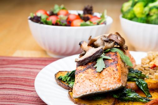 Arugula「Salmon Superfood Dinner」:スマホ壁紙(3)