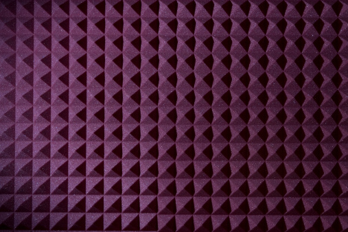 Triangle Shape「Pyramid sound recording foam background」:スマホ壁紙(10)
