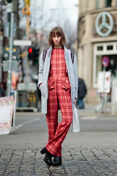 Street Style Day 3 - Mercedes-Benz Fashion Week Berlin A/W 2017:ニュース(壁紙.com)