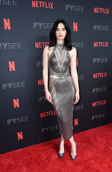 ポインテッドトゥ「Netflix FYSee Kick Off Party - Red Carpet」:写真・画像(13)[壁紙.com]