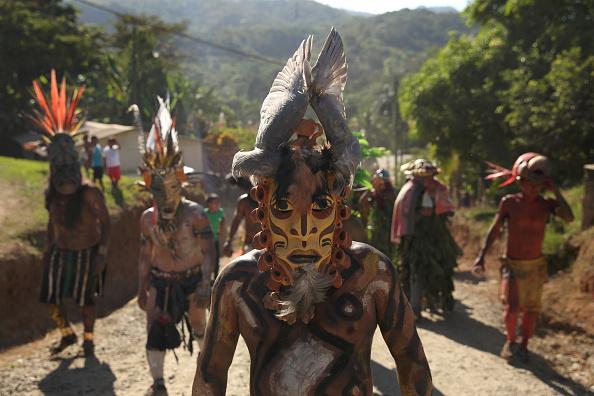 Costa Rica「El Juego De Los Diablitos」:写真・画像(12)[壁紙.com]