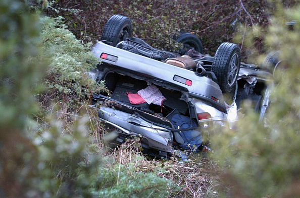 Traffic Accident「Vehicle Accident Victim Rescued After Four Days」:写真・画像(5)[壁紙.com]
