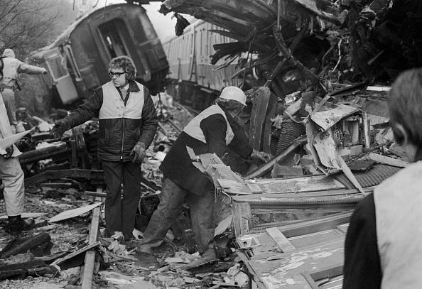 Train Crash「Brighton Train Crash」:写真・画像(9)[壁紙.com]