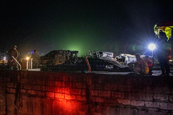 Concepts & Topics「Medical Evacuation Plane Crashes At Manila Airport」:写真・画像(16)[壁紙.com]
