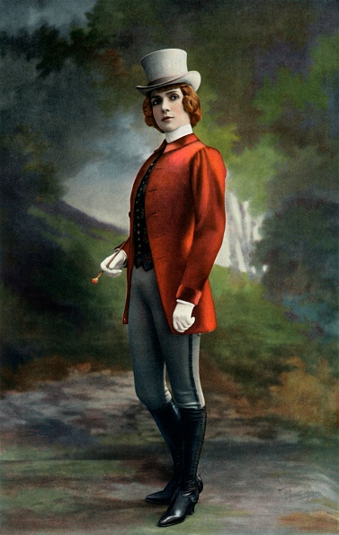 スポーツ用品「Theatre Des Varietes La Chauve-Souris - Le Prince Orlofsky - Mlle Eve Lavalliere」:写真・画像(12)[壁紙.com]