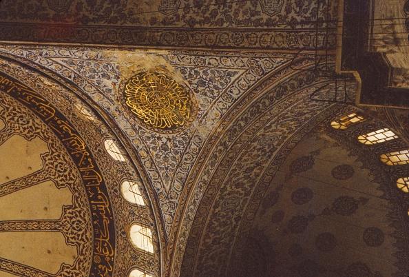 Full Frame「Blue Mosque (Sultan Ahmet Mosque)」:写真・画像(6)[壁紙.com]
