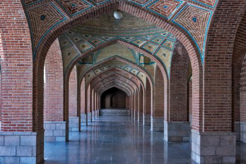 Iranian Culture「Blue Mosque or Masjidi Qebud Mosque in Tabriz」:スマホ壁紙(9)