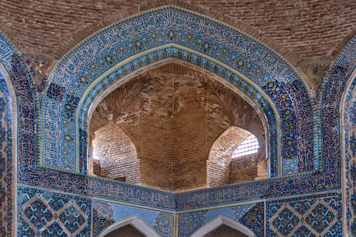 Iranian Culture「Blue Mosque or Masjidi Qebud Mosque in Tabriz」:スマホ壁紙(3)