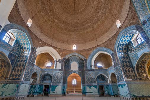 Iranian Culture「Blue Mosque or Masjidi Qebud Mosque in Tabriz」:スマホ壁紙(7)
