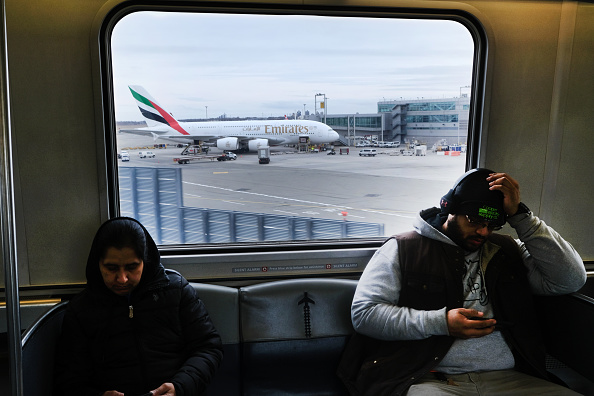 Kennedy Airport「Airline Industry On Edge As Coronavirus Continues To Spread」:写真・画像(15)[壁紙.com]
