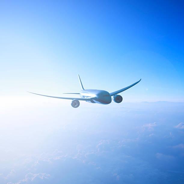 An airplane.:スマホ壁紙(壁紙.com)